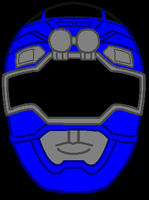 Power Rangers Turbo - Blue Ranger by PowerRangersWorld999