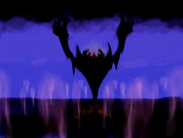 The Shadow Fiend - Nevermore by dnoj