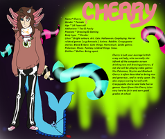 Cherry's human form ref by Deadly-Teaparty