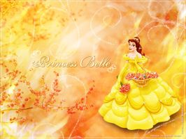 Princess Belle from Disney by areemus