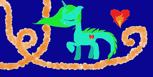Dragon pony adopt CLOSED by Pegasister15