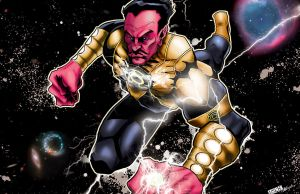 Sinestro colored by Hughes by chris-foreman