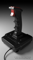 Retro Joystick by JuanJoseTorres
