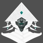 white clairvoyant by daimontribe