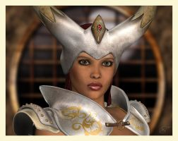 Queen of the Dragon People by CaperGirl42