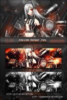 Collab: Bionic Girl by CLFF