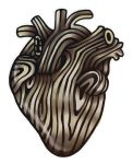 Wooden Heart by Insanemoe