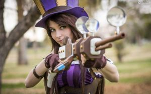 League of Legends: Piltover's Finest by Kaira27