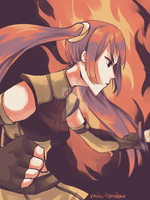 Severa by Rock-Bomber