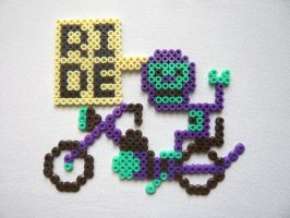 Beads : ride by Exhibit-E