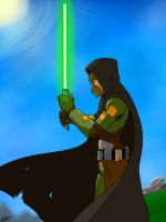 Kel Durron - Jedi Knight by lonelion4ever