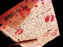 Letters To You 2 by razor6nails