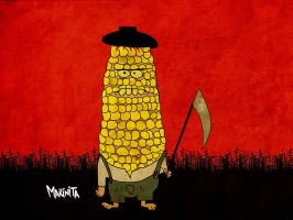 childen of the corn by Makinita by Makinita