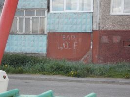 BAD WOLF by Valizzl