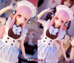 Super Sonico by H--neko