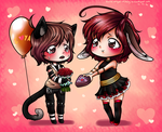 Valentines day 2014 by Angie-Milady