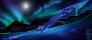 Comish - Legend of the North by TwilightSaint