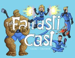 Fantasticast Banner by MHG5