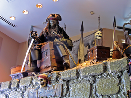 WDW Undead Pirates Stock 8 by AreteStock