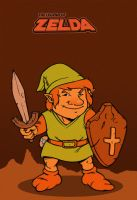 NES All Stars: Link by Deimos-Remus