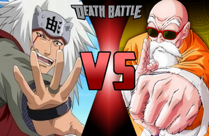 Death Battle VS Idea #53 by rumper1