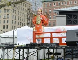 2015 Japanese Festival, Traditional Move and Dance by Miss-Tbones