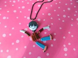 Marshall Lee Pendant by Cheriko