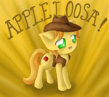 Greetings From Appleoosa by SpectralPony
