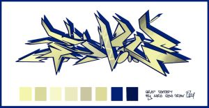 GRAFF. THING 2011 by KOKORONIN