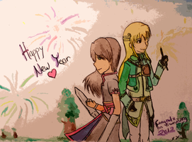 [ HAPPY NEW YEAR EVERYONE ] by x-Elemental