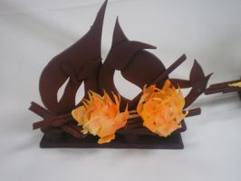 Chocolate Showpiece by Jifmona