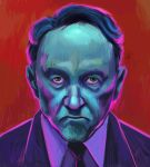 Frank Underwood by vincentsdeviantart