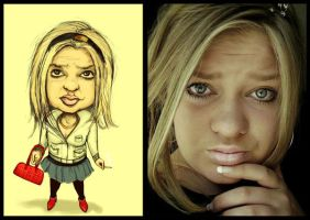 Caricature 4 by RusRed
