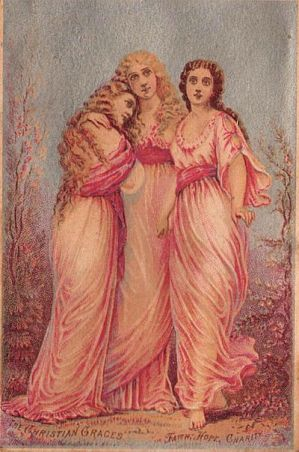 Vintage Three Graces