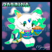 CM: Dabrina the Diverhog Chao by CCgonzo12