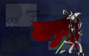 General Grievous by Aerorious