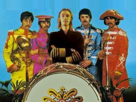 The Beatles - Sgt Pepper's Lonely Hearts Club Band by TwistedMethodDan