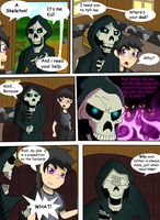 The Dark Zone Chapter 1 Page 4 by TheBlackSunKing