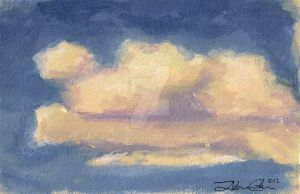 Clouds 2 by HuoXingC