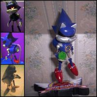 my metal sonic by felifan