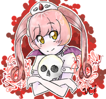 Ebola-chan loves you by chachi-pistachi14