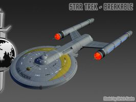 STAR TREK - BREAKABLE: ISS PHOENIX-Windows V2.0 by ulimann644