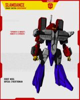 CYBERTRONIAN SLAMDANCE by F-for-feasant-design