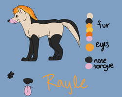 Rayle Ref 2013 by CursedFire