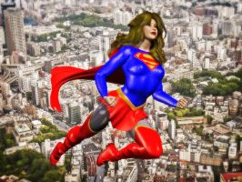 The Girl of Steel by MollyFootman