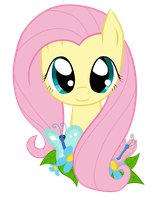 Fluttershy by Bratzoid