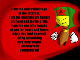 I am Commie-Bob by Razmere