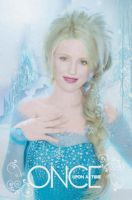 If Dianna Agron was Elsa on Once Upon A Time by lgu-5en5i-205