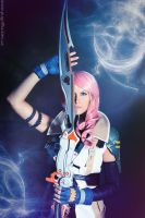 Final Fantasy - Lighting by Pugoffka-sama