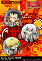 KHR : pins VARIA Trio by MaowDao